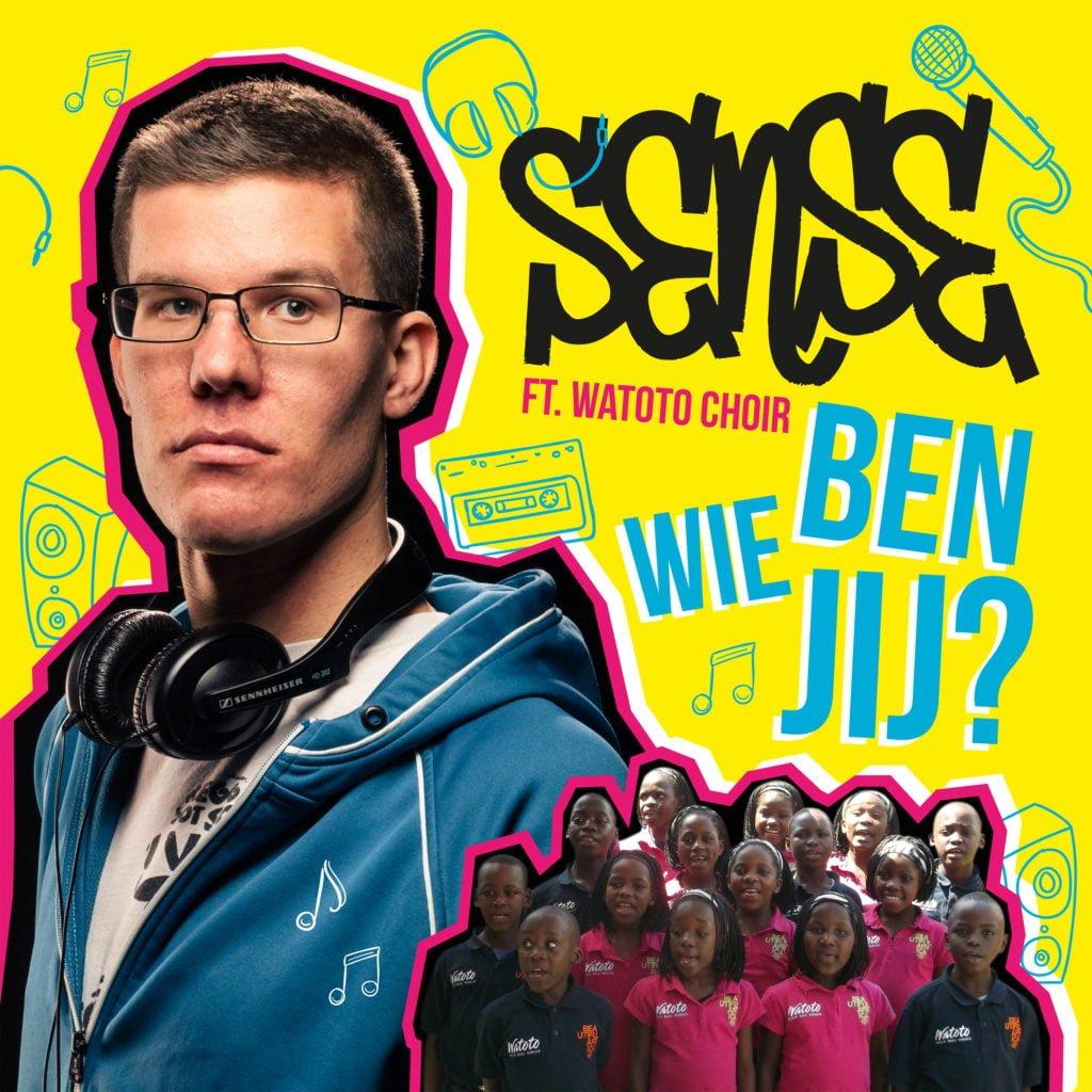 Sense_WieBenJij_Cover
